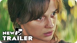 Euphoria Trailer (2018) Alicia Vikander, Eva Green Movie