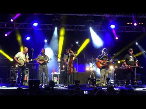 Greensky Bluegrass - full show 10-14-17 Hillberry Festival Eureka Spriings, AR 4K HD tripod