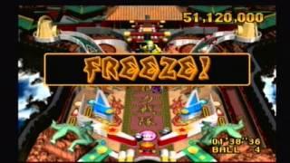 [Manjoume] Power Rangers Zeo: Full Tilt Battle Pinball - Stage 2 (Asia)