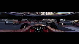Formula 1 2018 | No Assists PC Championship Round 6 Monaco | Race Start And Carnage
