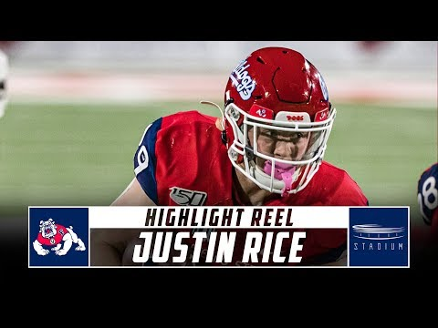 fresno-state-lb-justin-rice-highlight-reel---2019-season-|-stadium