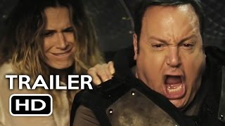 True Memoirs of an International Assassin Official Trailer #1 (2016) Kevin James Comedy Movie HD