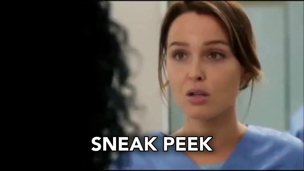 Grey\'s Anatomy 11x07 Sneak Peek \