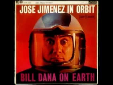 Jose Jimenez presents The Astronaut