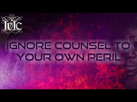 IUIC Boston/Intheclassroom: Ignore Counsel To Your Own Peril