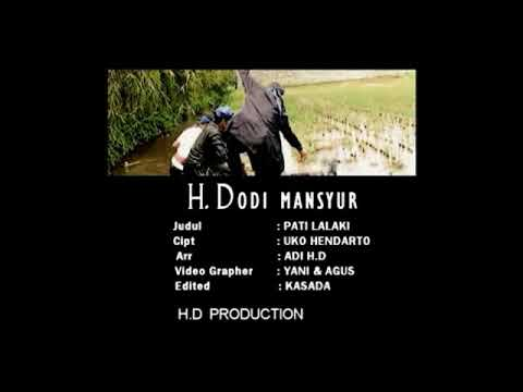 H Dodi Mansyur - Patilalaki
