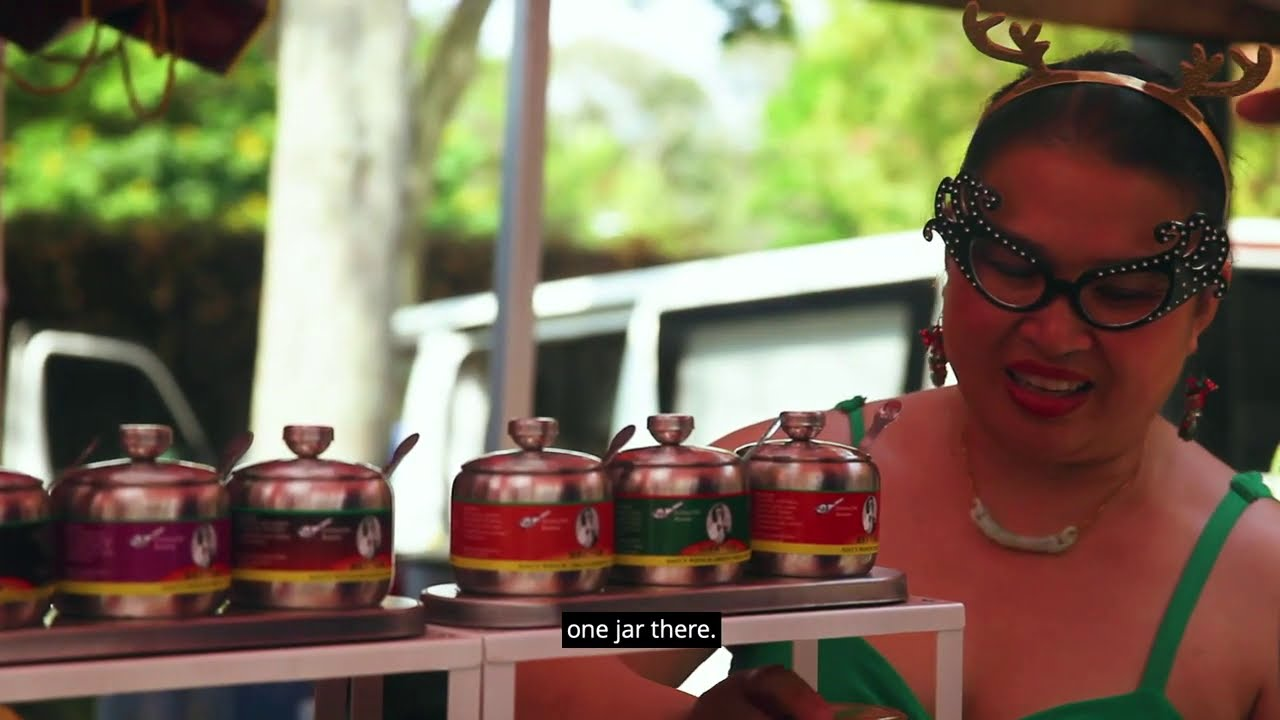 Saucy Wench & Cooking Club Brisbane - Uncovering Markets by Yonas Ngaturi (Episode 3)