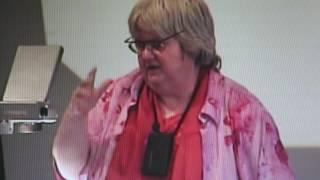 Vera F. Birkenbihl beantwortet Frage zur «Korrespondenz»