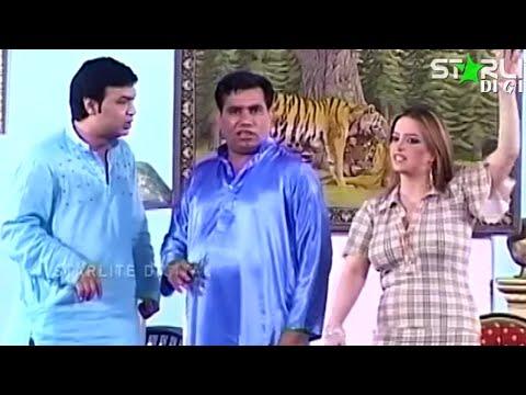 Naseem Vicky and Madiha Shah New Pakistani Stage Drama Full Comedy Funny Clip | Pk Mast