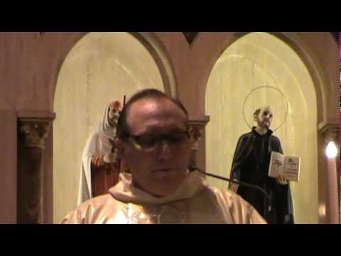 Homilia  Padre Eugêniosj
