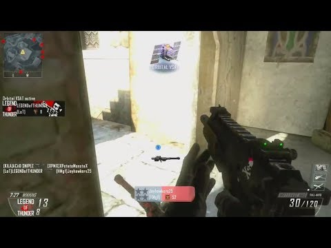 Black Ops 2 :: Ruthless Double Vsat On Yemen (Patch Rant Vid)