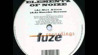Elementz of Noize - Not Alien