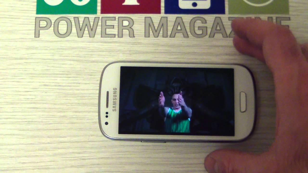 Samsung Galaxy S3 Mini ecco la nostra recensione - YouTube