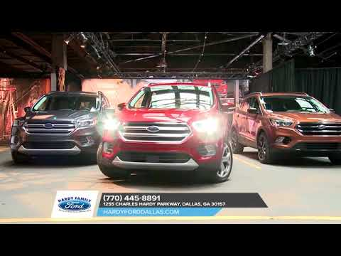 Ford Dealers In Ga >> 2018 Ford Escape Kennesaw Ga Ford Dealer Kennesaw Ga
