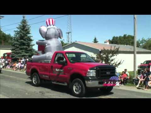 From TV26-2014 Kunkle, Ohio 4th of July Parade