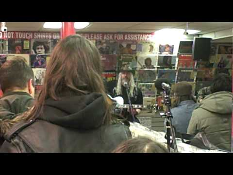Eerie Von:To Walk The Night (Acoustic@Generation Records NYC