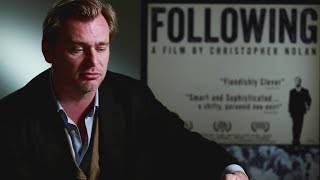 Christopher Nolan - Interview about 'Following'