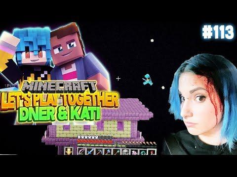 KATI SPIELT UM IHR LEBEN | Minecraft mit Kati & Dner #113