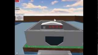RIF Fort Bane Sneak Peak! [-Roblox game-]