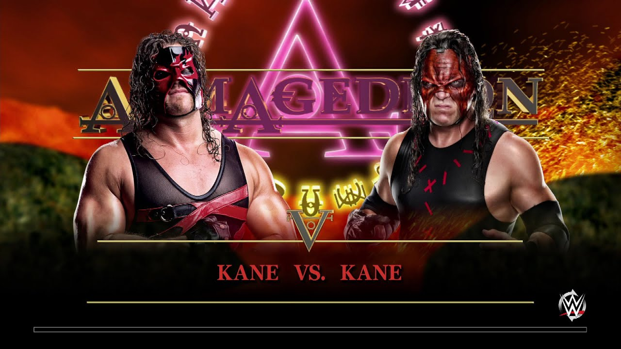 The Undertaker Hd Wallpaper Next Gen Wwe 2k15 Fantasy Showdown Kane Vs Kane Youtube