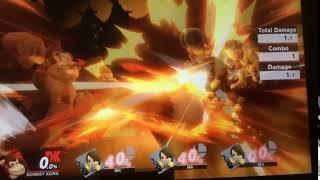 Super Smash Bros. Ultimate - Final Smash - Donkey Kong (Jungle Rush)