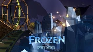 Disney Frozen - The Ride - Roller Coaster Tycoon 3