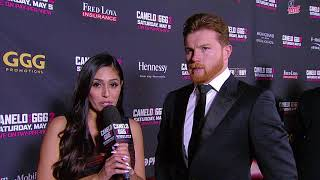 Canelo Alvarez denies he ran against GGG (Video: Golden Boy Promotions)