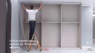 Gambar cover CASA ADAPT MONTAJE, Armario puertas correderas  3 guias