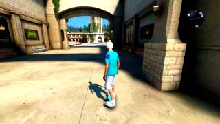 EA Skate 3 - Late Superdude Bounce Glitch