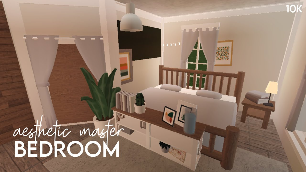 Cute Master Bedroom Ideas Bloxburg Design Corral