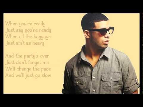 Drake feat. Rihanna - Take Care (with Lyrics)