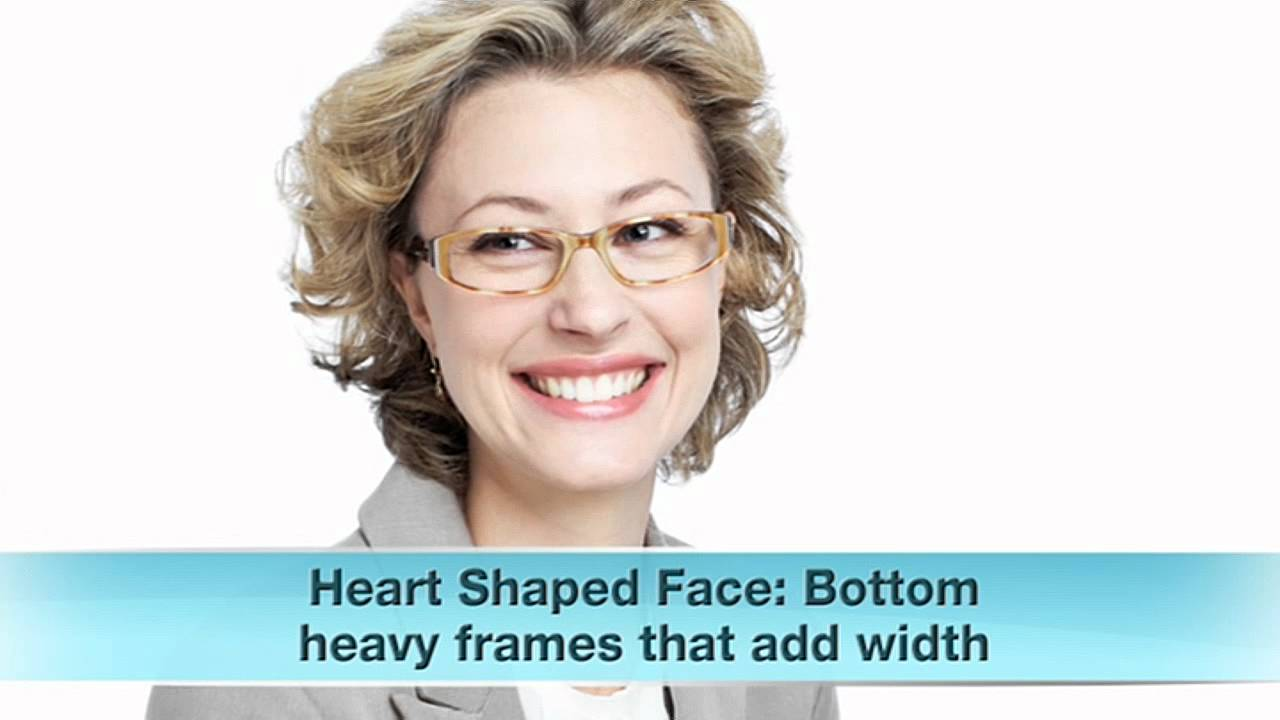 How to Choose Eyeglass Frames - YouTube