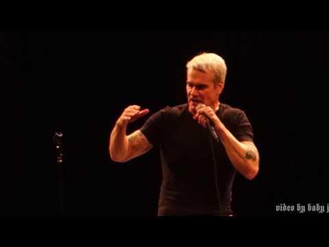 Henry Rollins on Dating RuPaul-Live-War Memorial Theatre, San Francisco, CA-Dec 29, 2016-Black Flag