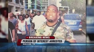4 Police Officers Dead, 7 Injured After Shooting At A Black Lives Matter Protest In Dallas