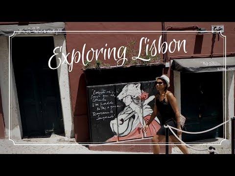 Travel vlog day 3 & 4 - Lisbon and Sintra