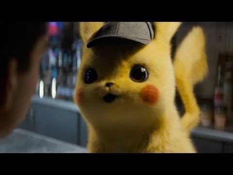 Pikachu Showcases His Quick Attack Move in New 'Detective Pikachu' Clip