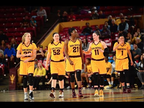 Recap: Arizona State women