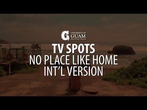 UOG No Place Like Guam (International Version)