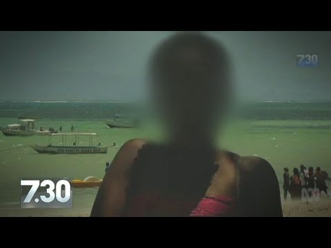 Child sex tourism thrives in Kenya\'s port city Mombasa