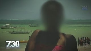 Child sex tourism thrives in Kenya's port city Mombasa (2015) | 7.30