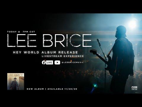 Hey World Album Release Livestream Experience