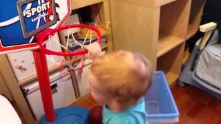 Детский баскетбол.