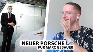 Justin reagiert auf Marc Gebauer's neuen Porsche.. | Reaktion