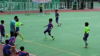 2016 全港小學5人足球賽 (協和小 vs 荃官小)