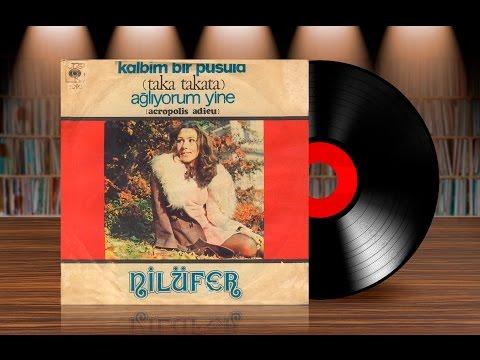 Nilüfer -Kalbim Bir Pusula (Orijinal Plak Kayıt) 45lik