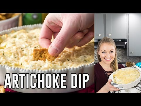 How To Make Artichoke Dip