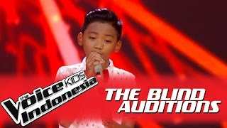 "Video Arya ""Aku Cuma Punya Hati"" I The Blind Auditions I The Voice Kids Indonesia GlobalTV 2016 download MP3, 3GP, MP4, WEBM, AVI, FLV November 2018"