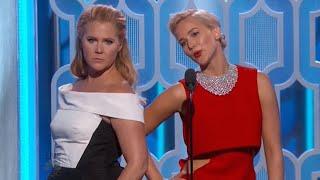 Top 8 Best Moments of The Golden Globes 2016! (VIDEO) | Hollywire