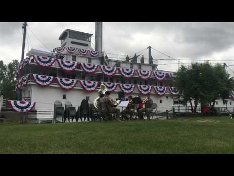 U.S. Army Alaska Arctic Warrior Band