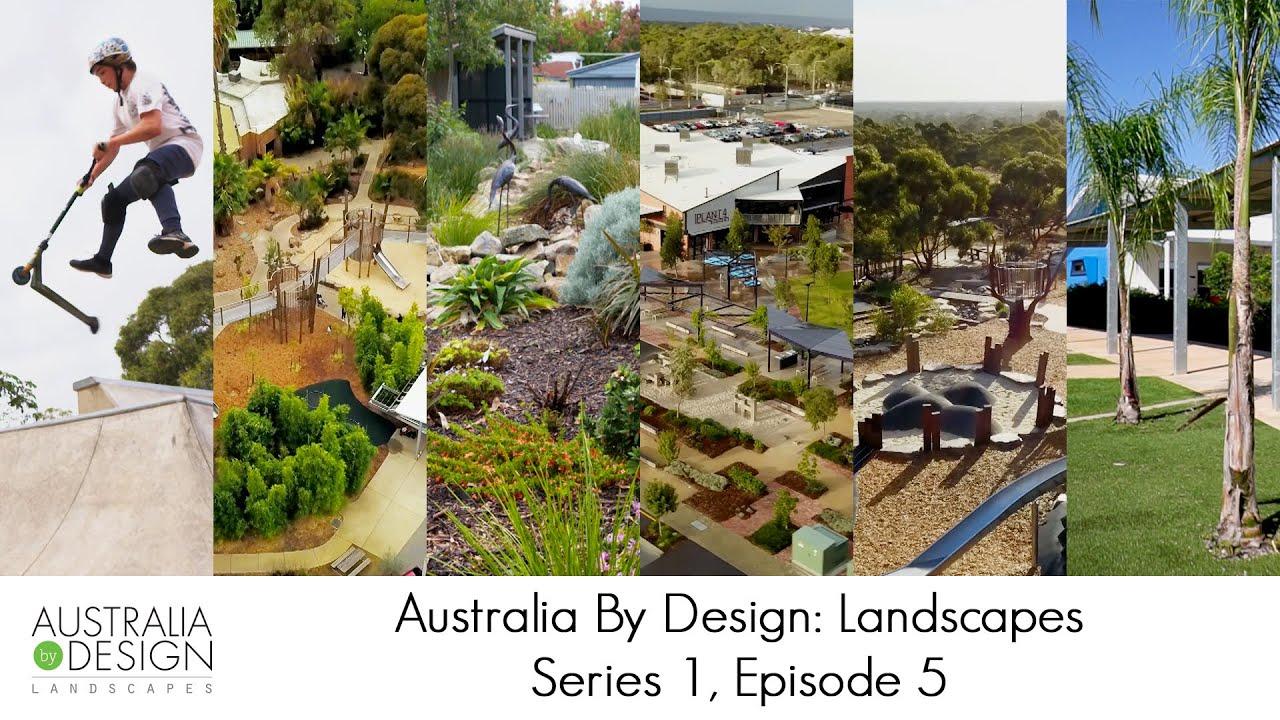 Australia By Design Landscapes Series 1 Episode 5 Sa Nt